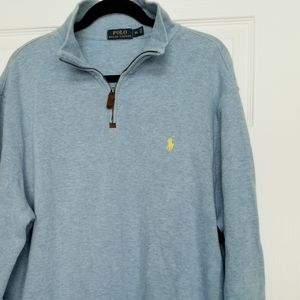 Polo Ralph Lauren quarter zip pullover XL